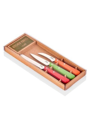 Cutt Mutfak Bıçak Seti - 3 Lü Set-The Mia